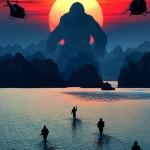 「キングコング 髑髏島の巨神」 を観て来ました ※内容に触れています